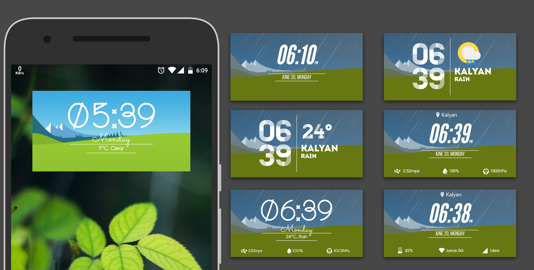 X-Weather Zooper Screenshot 6