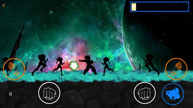 Dragon Galaxy Fighter apk screenshot