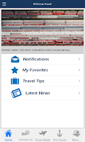 Screenshot of RCLCrewTravel