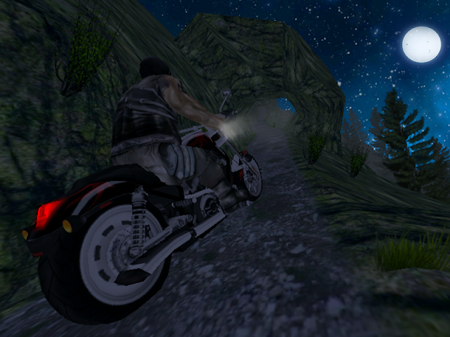 android Bike Racing: Hill Screenshot 1