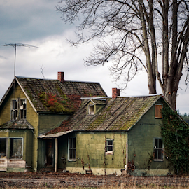 Forgotten dreams  by Todd Reynolds - Buildings & Architecture Decaying & Abandoned