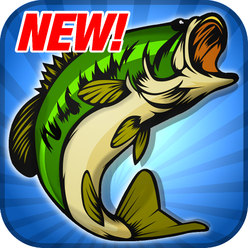 Master Bass Angler: Free Fishing Game (game)