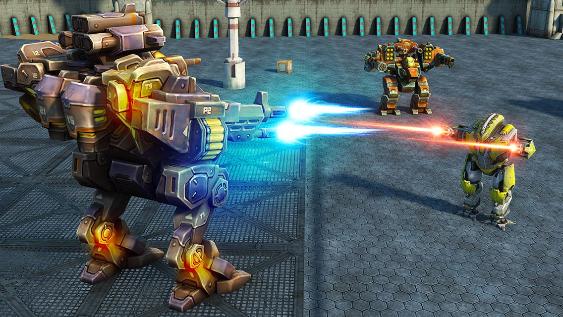 Mech Robot War 2050 Screenshot 11