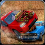 Car Crash League 3D Icon
