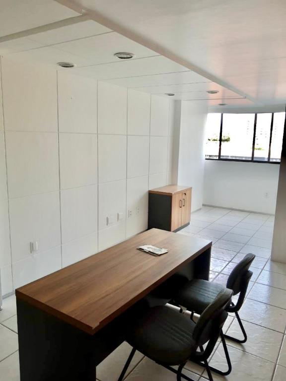 Sala comercial no Central Park à venda, 33 m² por R$ 155.000 - Avenida Epitácio Pessoa - João Pessoa/PB