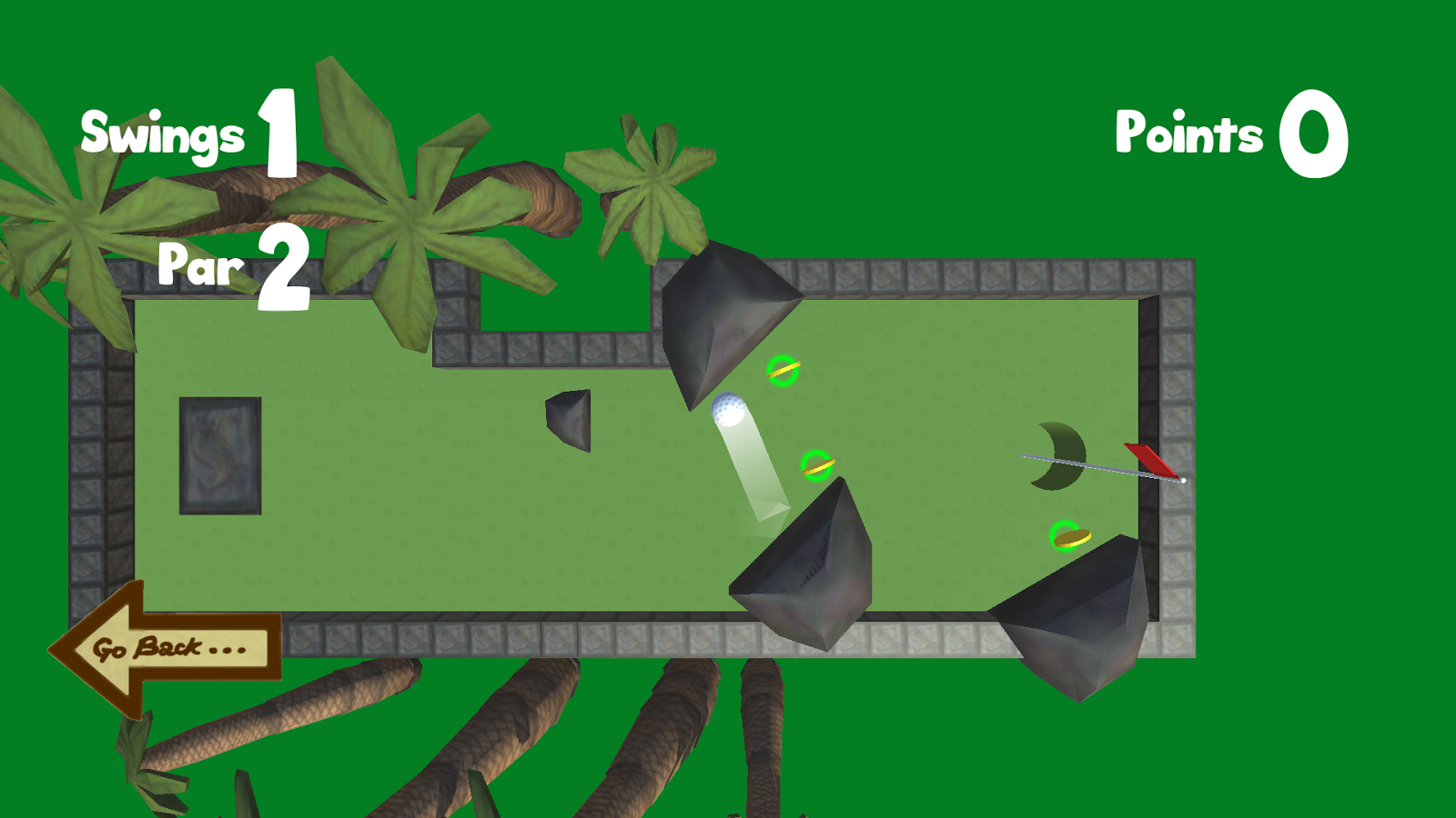 Pocket Putt Screenshot 1