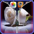App Rose Roses zipper lock screen apk for kindle fire