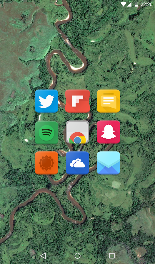 Snackable Icon Pack Screenshot 12