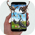 Scorpion run in phone prank APK for Kindle Fire