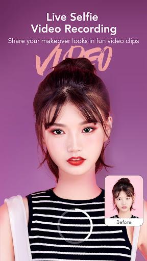 MakeupPlus - Your Own Virtual Makeup Artist screenshot 2
