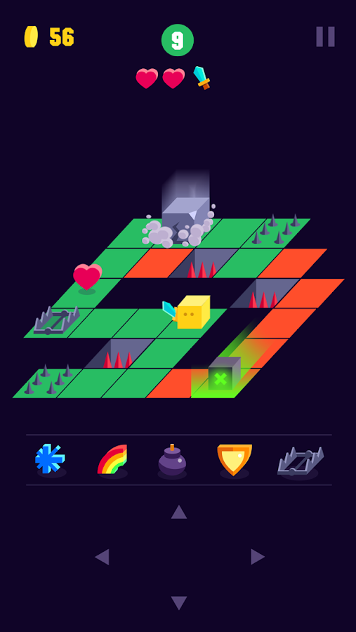 Crossy Maze Screenshot 2