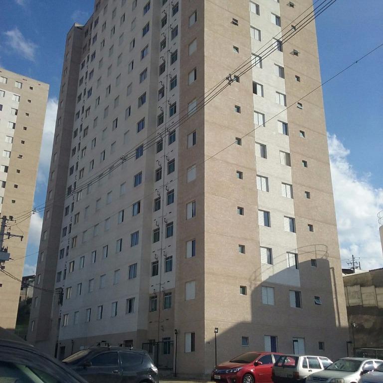 Apartamento residencial para locação, Engenheiro Goulart, São Paulo.