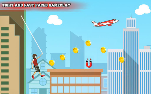 Flying Rope Guy For PC