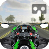 Game VR Traffic Bike Racer APK for Windows Phone