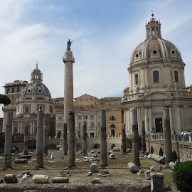 Rome by Jerry Cahill - Buildings & Architecture Public & Historical