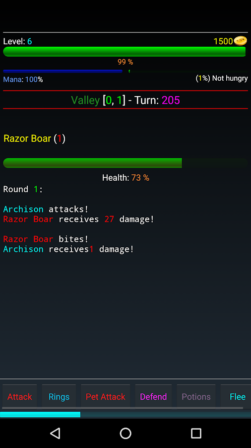 Random Adventure Roguelike Pro Screenshot 3