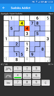 Sudoku Addict Pro - screenshot
