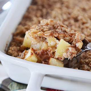 Healthy Baked Oatmeal With Apples Recipes