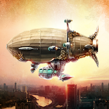 Steampunk Blimp
