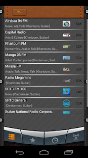 Sudan Radio - screenshot
