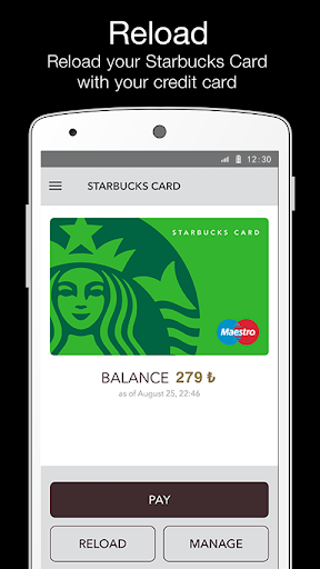 Starbucks Turkey screenshot 4
