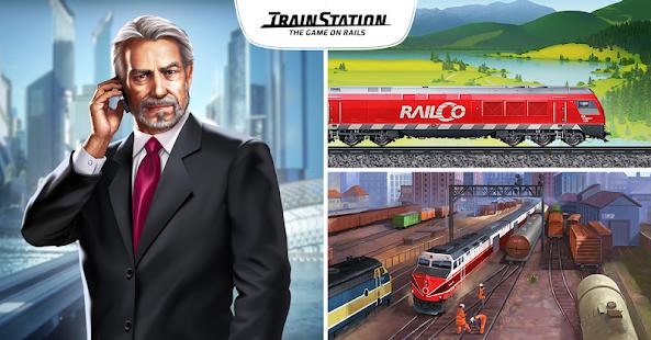 TrainStation - Game On Rails APK for Bluestacks