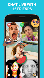 Booyah – Group Video Chats