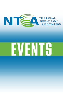 NTCA Events App - screenshot
