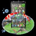 App KOI Lucky Fish 3D Theme apk for kindle fire