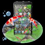KOI Lucky Fish 3D Theme Icon