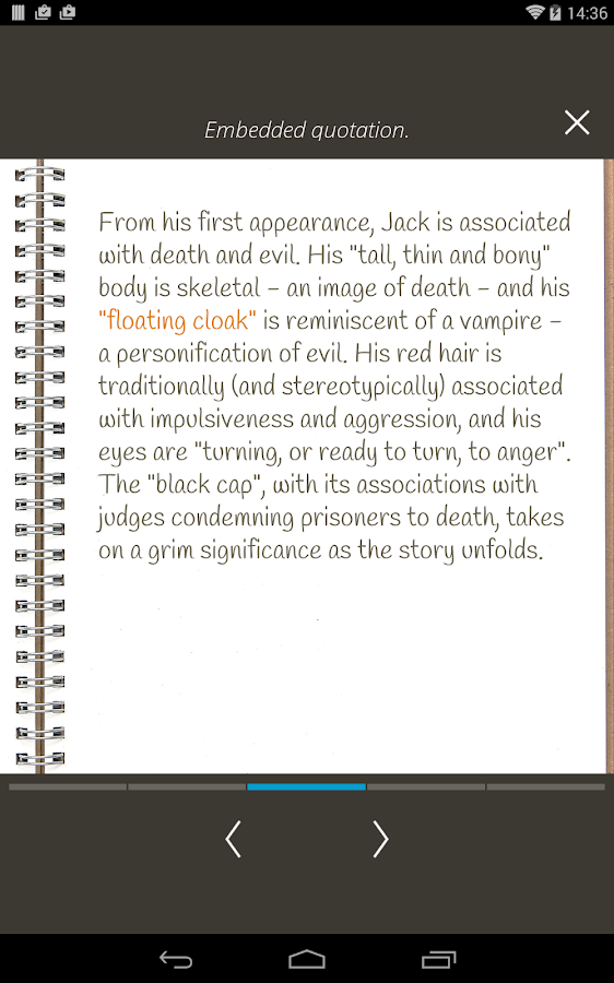 GCSE English Revision Guide Screenshot 12