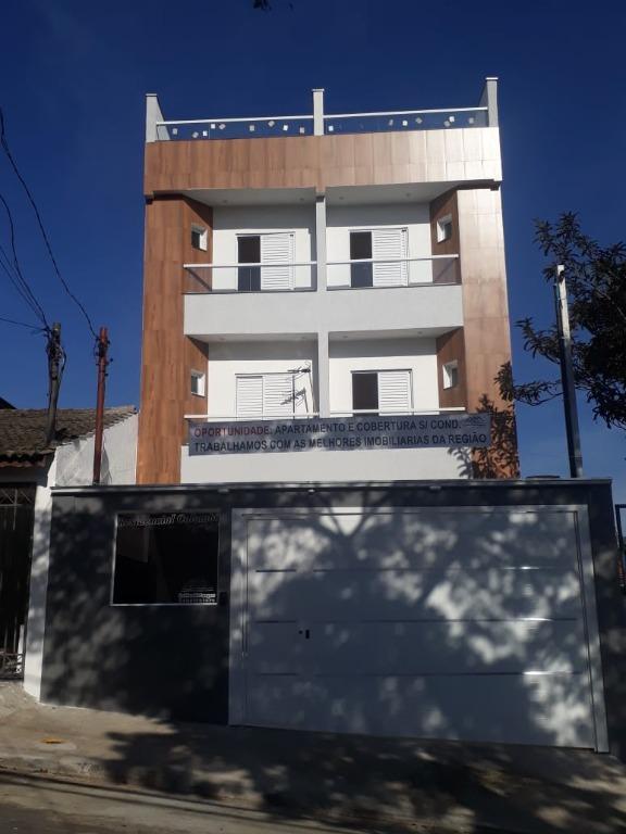 Apartamento Vila Valparaíso Santo André