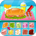 Game Go Fast Cooking Sandwiches APK for Windows Phone