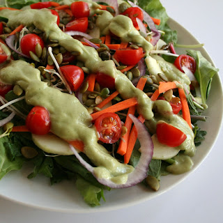 Tomato Avocado Vegetable Salad Recipes