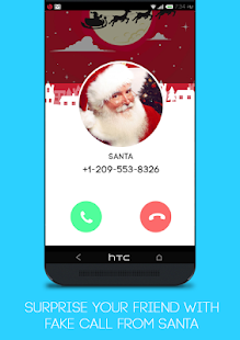 Call from Santa Claus APK for Bluestacks