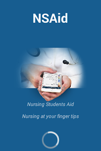 NSAid (Nursing Students Aid) screenshot for Android