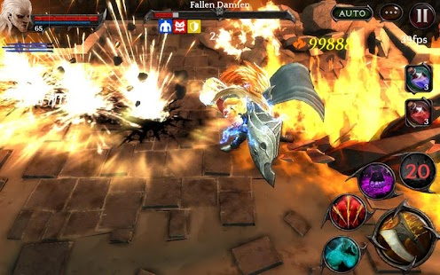 Darkness Reborn APK for Bluestacks