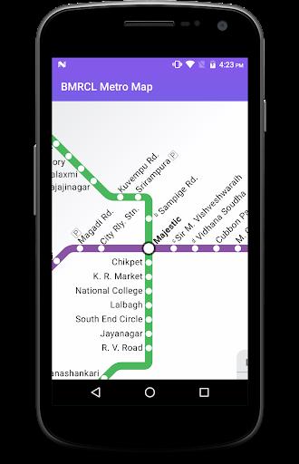 BMRCL Bangalore Metro screenshot 5