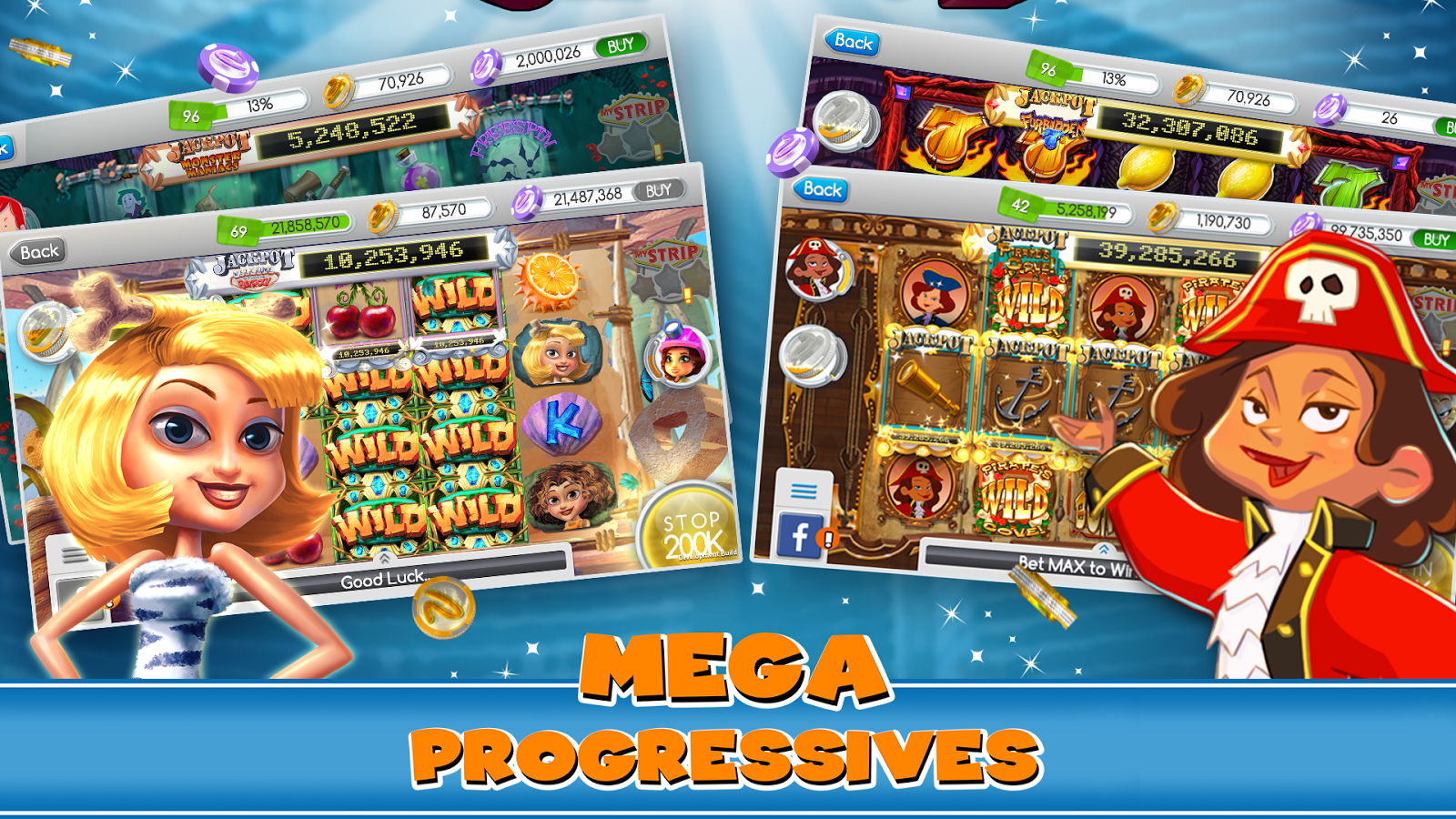 myVEGAS Slots - Free Casino Screenshot 14