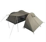 Палатка 3-местная с тамбуром - Mil-TEC - оливковый