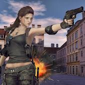 Commando Sarah : Action Game APK for Bluestacks