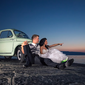 Jelena & Deni by Petar Lupic - Wedding Bride & Groom