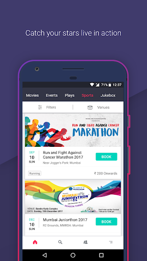 BookMyShow–Movie Tickets,Plays screenshot 7