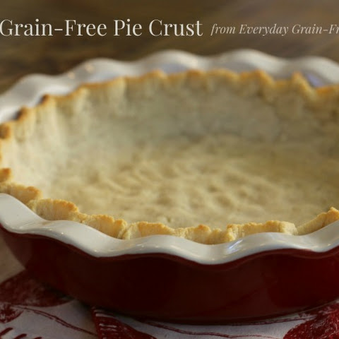 Perfect Grain-Free Pie Crust (GF, DF)