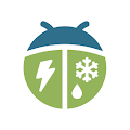 Free WeatherBug - Forecast & Radar APK for Windows 8
