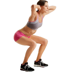 Thighs and Glutes Workout for Android