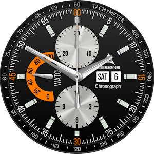 Spectrum Watch Face