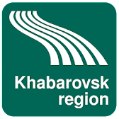 Khabarovsk Region Map Offline APK Icon