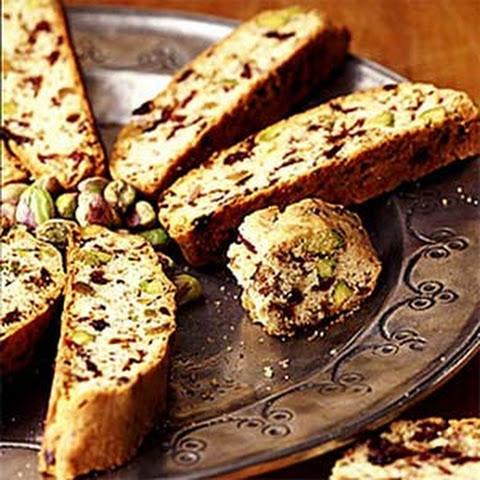 Cherry Pistachio Biscotti Recipes | Yummly
