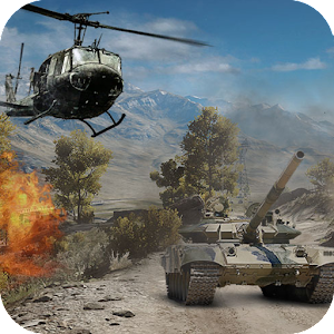 Gunship Battle Strike War 2017 for PC-Windows 7,8,10 and Mac
